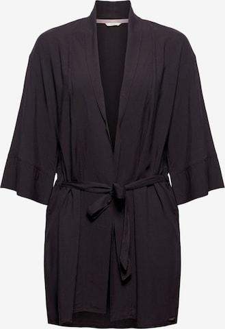 ESPRIT Kimono in Zwart