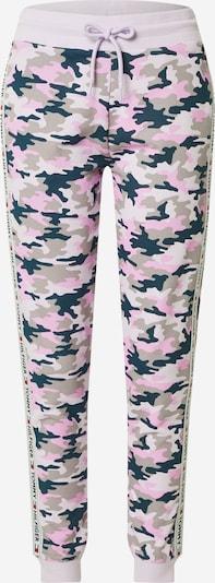 Tommy Hilfiger Underwear Pyjamahousut värissä tummansininen / pastellinvihreä / vaaleanvioletti / punainen / valkoinen, Tuotenäkymä