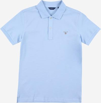 GANT Shirt in navy / hellblau / grau / rot, Produktansicht