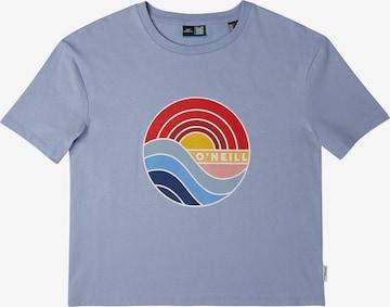O'NEILL T-Shirt 'Sunrise' in Blau