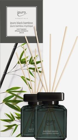 ipuro Room Scent 'Black Bamboo' in Black