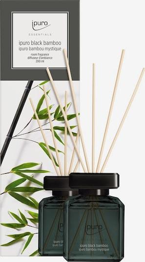 ipuro Raumduft 'Black Bamboo' in schwarz, Produktansicht