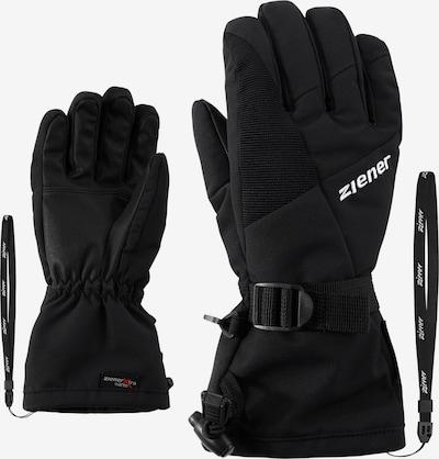 ZIENER Skihandschuhe 'LANI GTX glove junior' in schwarz, Produktansicht