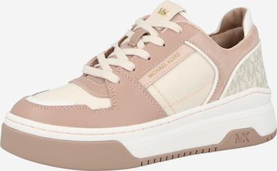 Sneaker low 'LEXI' MICHAEL Michael Kors pe crem / roz, Vizualizare produs
