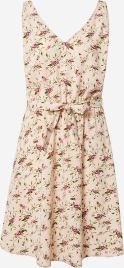 Rochie de vară 'KRISTINA LAIA' VILA pe oliv / verde pastel / portocaliu pastel / roz deschis / roz închis, Vizualizare produs