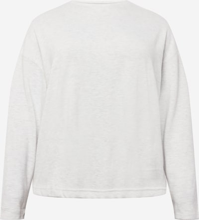 Cotton On Curve T-shirt i gråmelerad, Produktvy