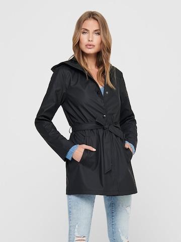 JDY Between-seasons coat 'JDYSHELBY' in Black