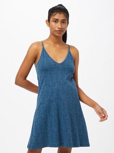 bleed clothing Šaty - pastelová modrá / černá, Model/ka