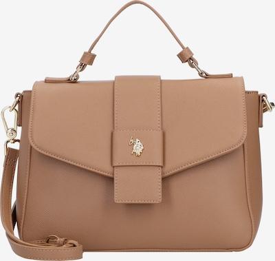 U.S. POLO ASSN. Handtasche 'Jones' in camel, Produktansicht