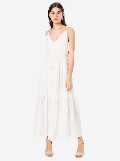 Rochie 'VIVI' ONLY pe alb, Vizualizare model