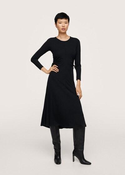 MANGO Dress 'gabi2' in Black, View model