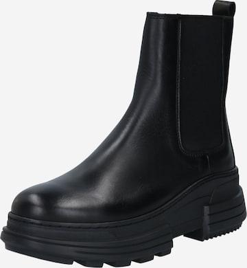 Samsoe Samsoe Chelsea Boots 'Albinia' i svart