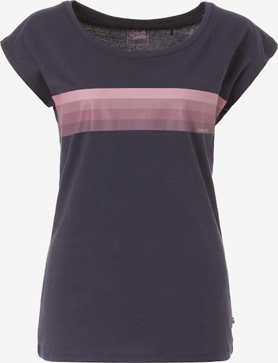 Lakeville Mountain T-Shirt in grau / pink, Produktansicht
