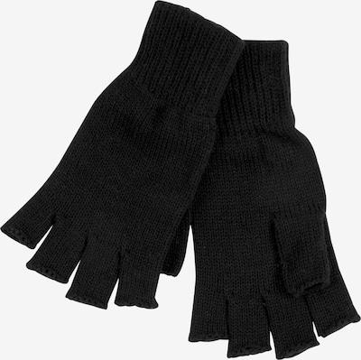 J. Jayz Hndschuhe in schwarz, Produktansicht