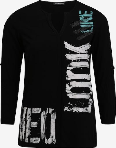 Doris Streich Langarmbluse 'NEO LOOK' in schwarz, Produktansicht