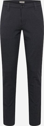 SELECTED HOMME Hose in grau / dunkelgrau, Produktansicht
