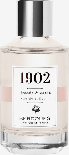 Berdoues Freesia & Coton Eau de Toilette in pink / silber, Produktansicht