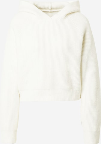 ABOUT YOU x MOGLI Pullover 'Freya' in White