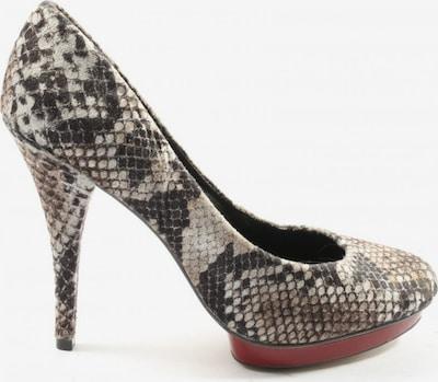 VIA UNO High Heels in 38 in creme / braun / schwarz, Produktansicht