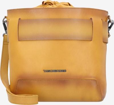 Taschendieb Wien Umhängetasche in gelb, Produktansicht