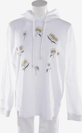 1017 ALYX 9SM Sweatshirt  in S in weiß, Produktansicht