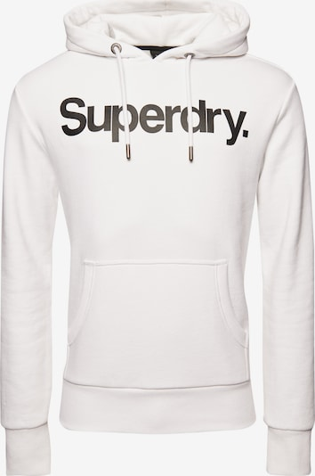 Superdry Mikina - černá / bílá, Produkt