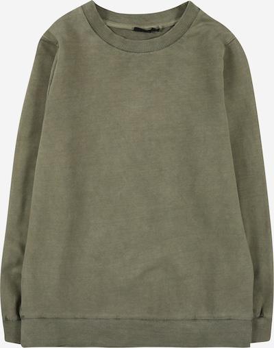 LMTD Sweatshirt in khaki, Produktansicht