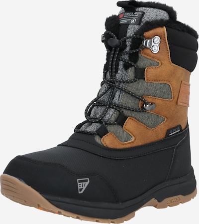ICEPEAK Boots 'ALMONTE MS' in braun / schwarz, Produktansicht