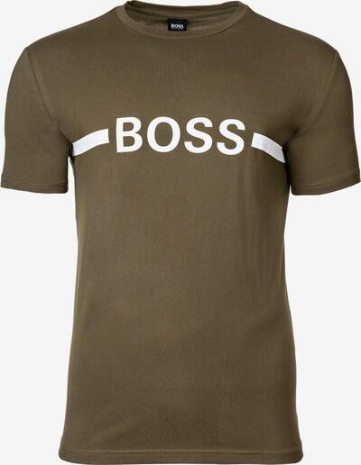 BOSS Casual T-Shirt in weiß, Produktansicht