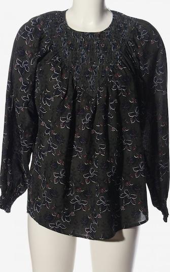 see U soon Langarm-Bluse in S in schwarz / weiß, Produktansicht