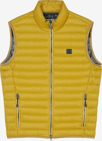 Marc O'Polo Vest in Yellow