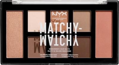 NYX Professional Makeup Lidschatten 'Matchy-Matchy Shadow' in, Produktansicht