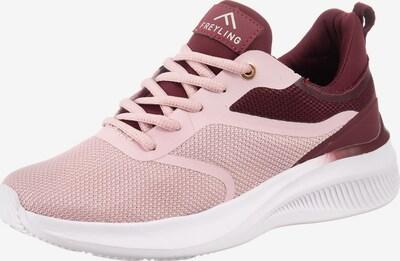 Freyling Ultra Frey-Lite Run Sneaker in beere / rosa, Produktansicht