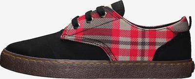Ethletic Sneaker 'Fair Brody' in braun / rot / schwarz, Produktansicht