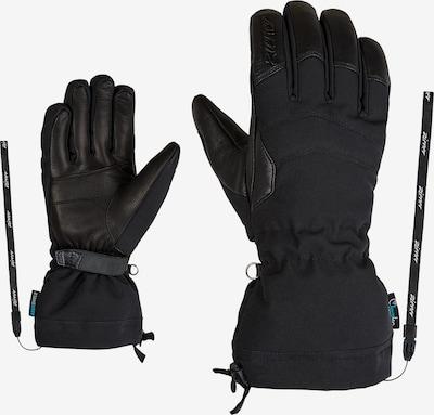 ZIENER Skihandschuhe 'KILATA AS(R) AW' in schwarz, Produktansicht