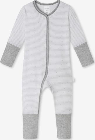 Barboteuse / body 'Basic Kids ' SCHIESSER en gris