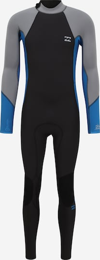 BILLABONG Wetsuit in blau / grau / schwarz, Item view