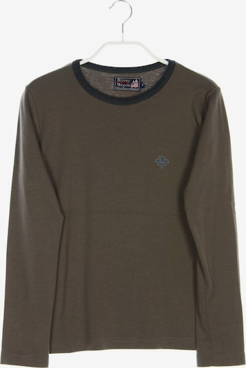 River Woods Top & Shirt in S in Taupe, Item view