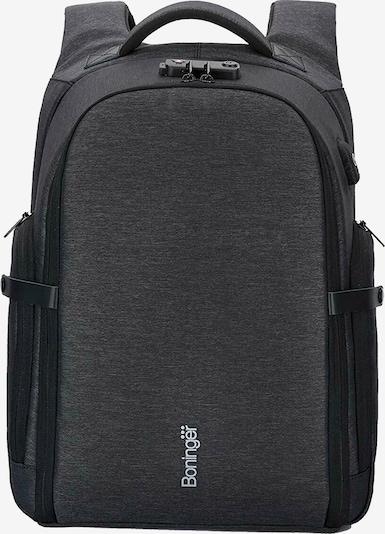 Boninger Rugzak in de kleur Zwart, Productweergave