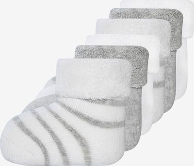 EWERS Calcetines en gris moteado / blanco, Vista del producto