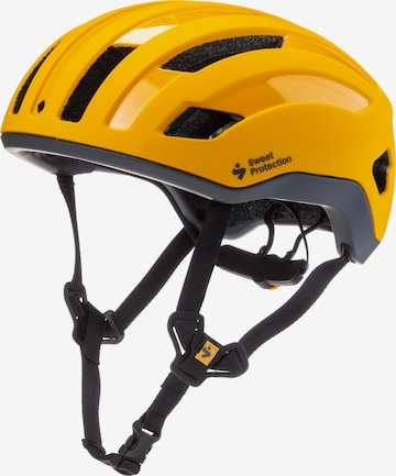 Sweet Protection Fahrradhelm 'OUTRIDER' in Gelb
