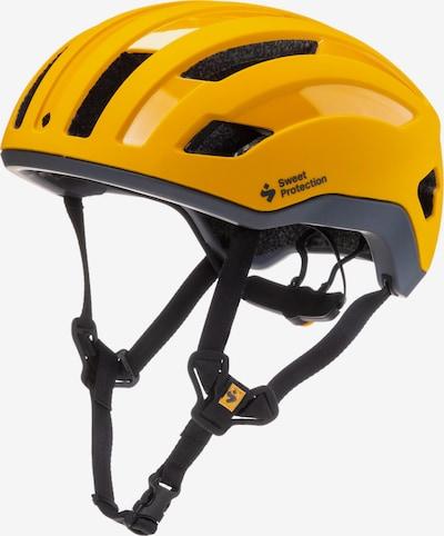 Sweet Protection Fahrradhelm 'OUTRIDER' in gelb / schwarz, Produktansicht