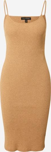 Banana Republic Gebreide jurk in de kleur Lichtbeige, Productweergave