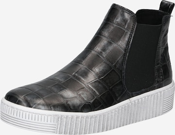 GABOR Chelsea Boots in Black