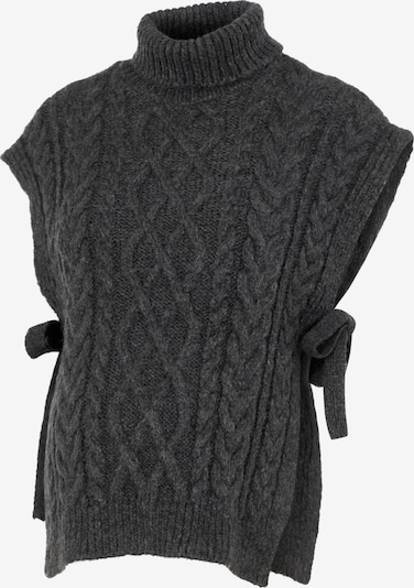 MAMALICIOUS Pullover 'Sonya' in graphit, Produktansicht