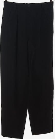 Crisca Stoffhose in XS in schwarz, Produktansicht