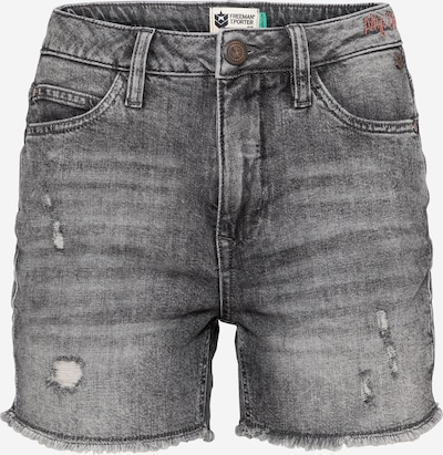 FREEMAN T. PORTER Jeans 'Coleen' in grey denim, Produktansicht