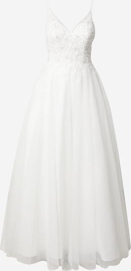 mascara Suknia wieczorowa w kolorze białym, Podgląd produktu