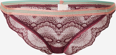 BeckSöndergaard Slip in mint / lila / rosa, Produktansicht