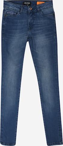 Jean 'DIEGO' Cars Jeans en bleu